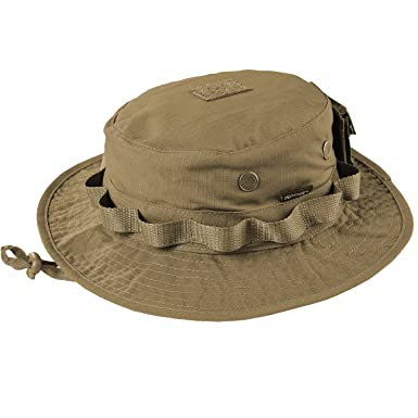 72aac91ad46 Amazon.com  Pentagon Jungle Hat Coyote  Clothing