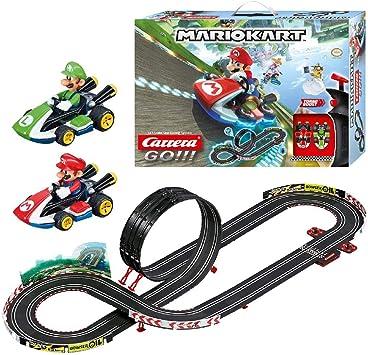 Carrera- Nintendo Mario Kart 8 Coche, Multicolor (Stadlbauer ...