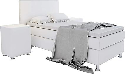 Home Collection365 GmbH Cama con somier, 90 x 200 cm, con ...