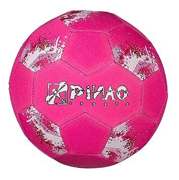PiNAO Sports - Mini balón de fútbol (Neopreno, tamaño 2, para ...