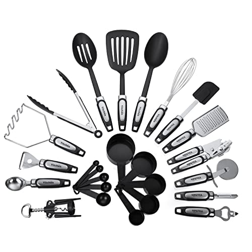 Yitchen 25-Piece Kitchen Tool & Utensil Set