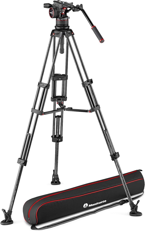 Manfrotto Mvkn12twinmc Nitrotech N12 Professioneller Kamera