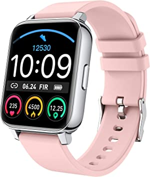 Smart Watch, Fitness Tracker Watches for Women, 1.69