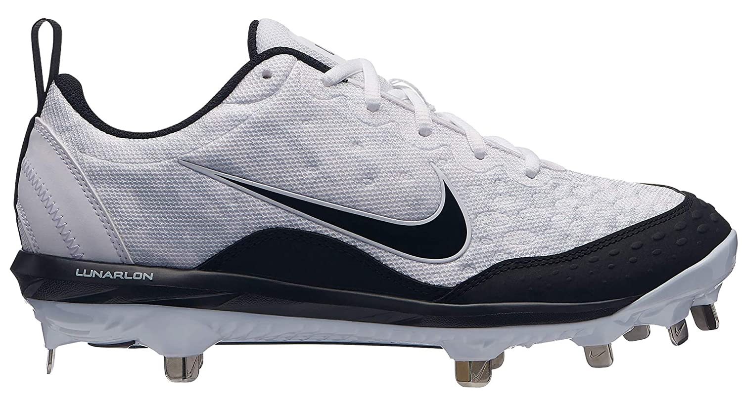 add24b9e1dd Amazon.com   Nike Womens s Lunar Hyperdiamond 2 Pro Metal Softball Cleats   856492   Shoes
