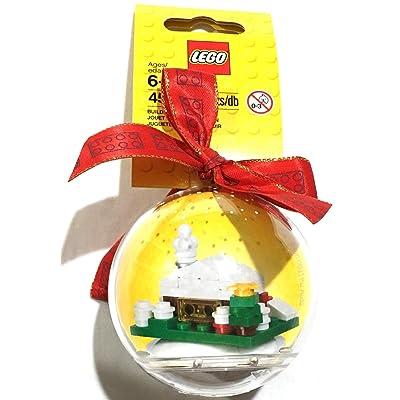 LEGO Christmas Ornament Winter Hut: Toys & Games