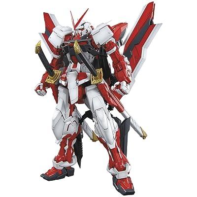 Bandai Hobby MG Gundam Kai Model Kit (1/100 Scale), Astray Red Frame: Toys & Games
