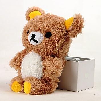 HOHONG 3D Cute Bear ours en peluche Coque de téléphone pour Apple ...