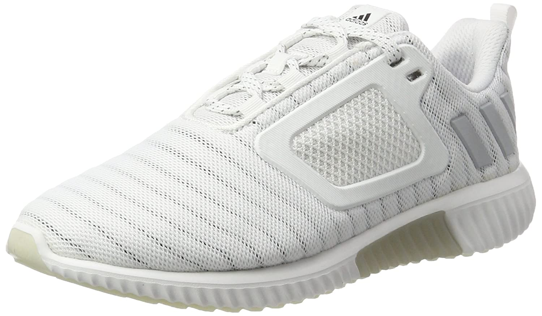 Blanc (Footwear blanc gris Two argent Metallic) adidas Climacool, Chaussures de Running Compétition Fille 37 1 3 EU