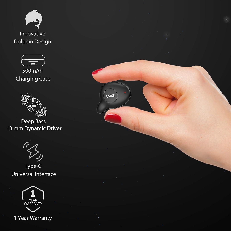 Truke Fit Pro Wireless earbuds(TWS) - Best Phones under 15000