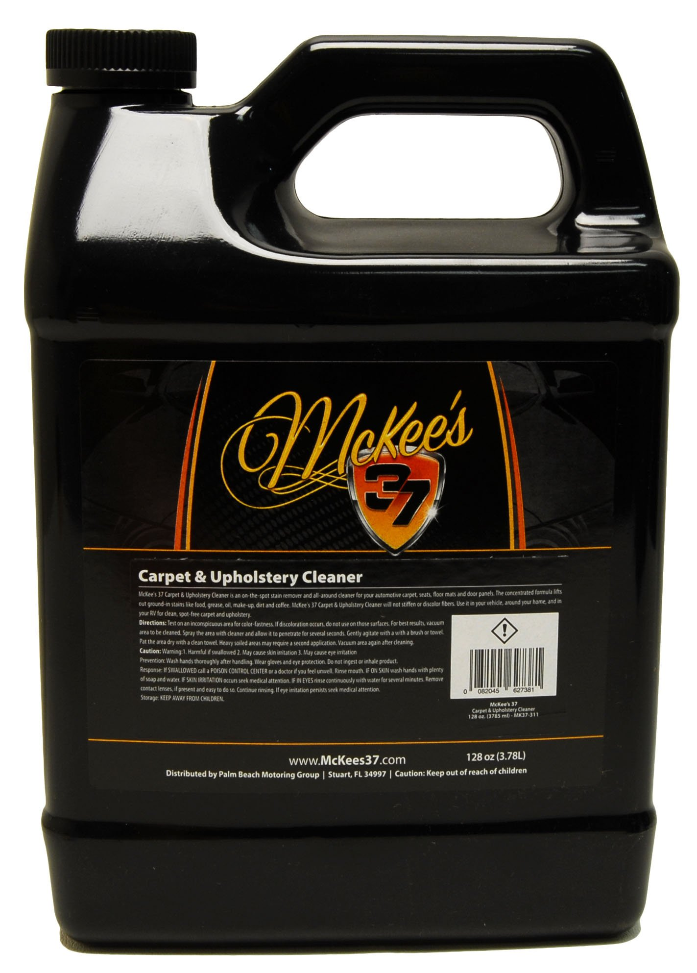 McKee's 37 MK37-311 Carpet and Upholstery Cleaner 128 Fluid_Ounces