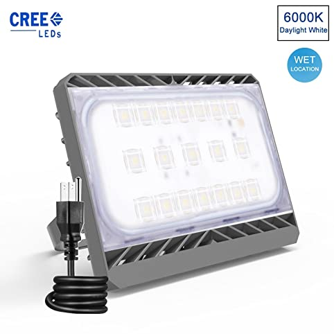 Solla 70w cree led flood light outdoor security lights 6300lm solla 70w cree led flood light outdoor security lights 6300lm daylight white 6000k workwithnaturefo