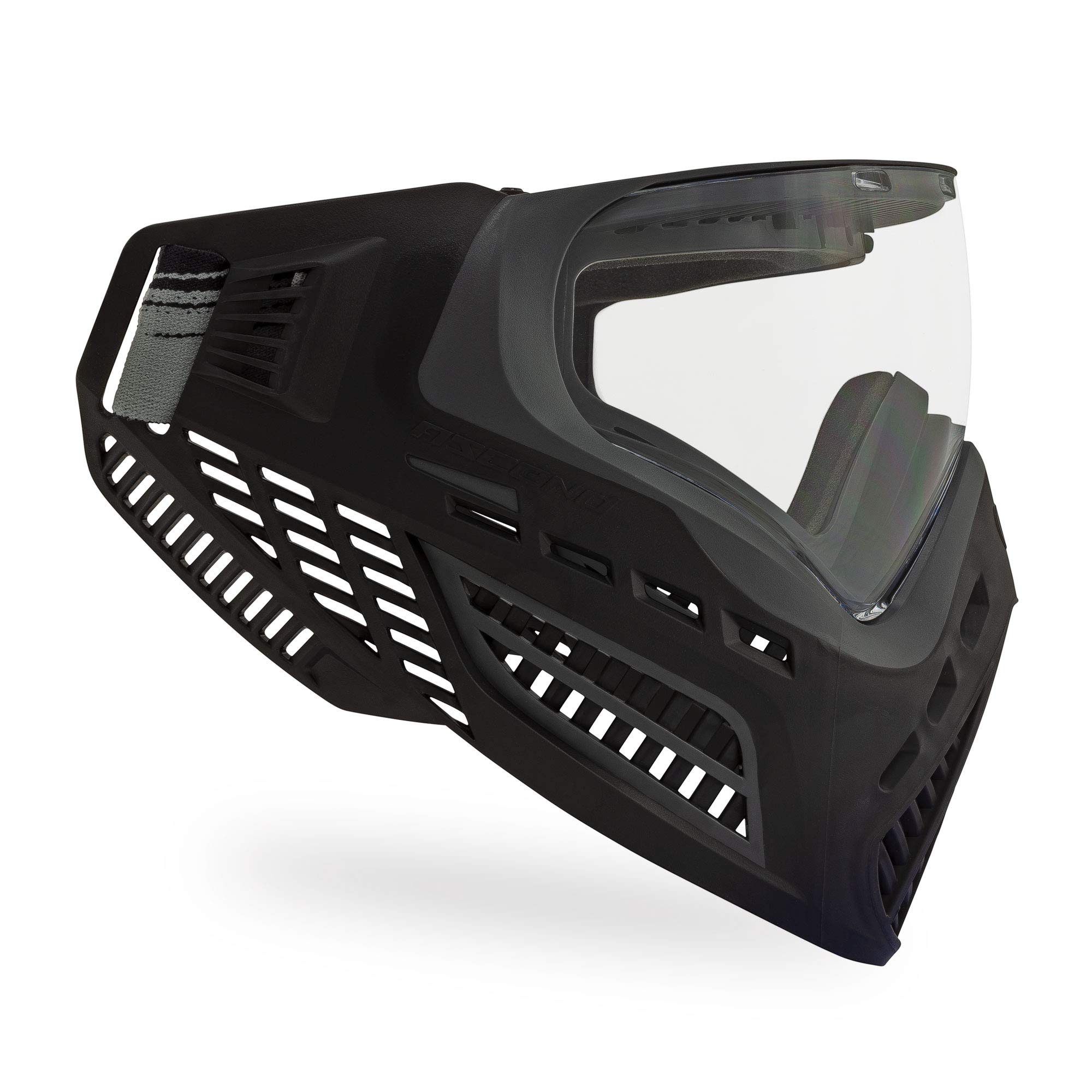 Virtue VIO Ascend AF Paintball Mask/Goggle with Anti-Fog Lens - Black by Virtue Paintball