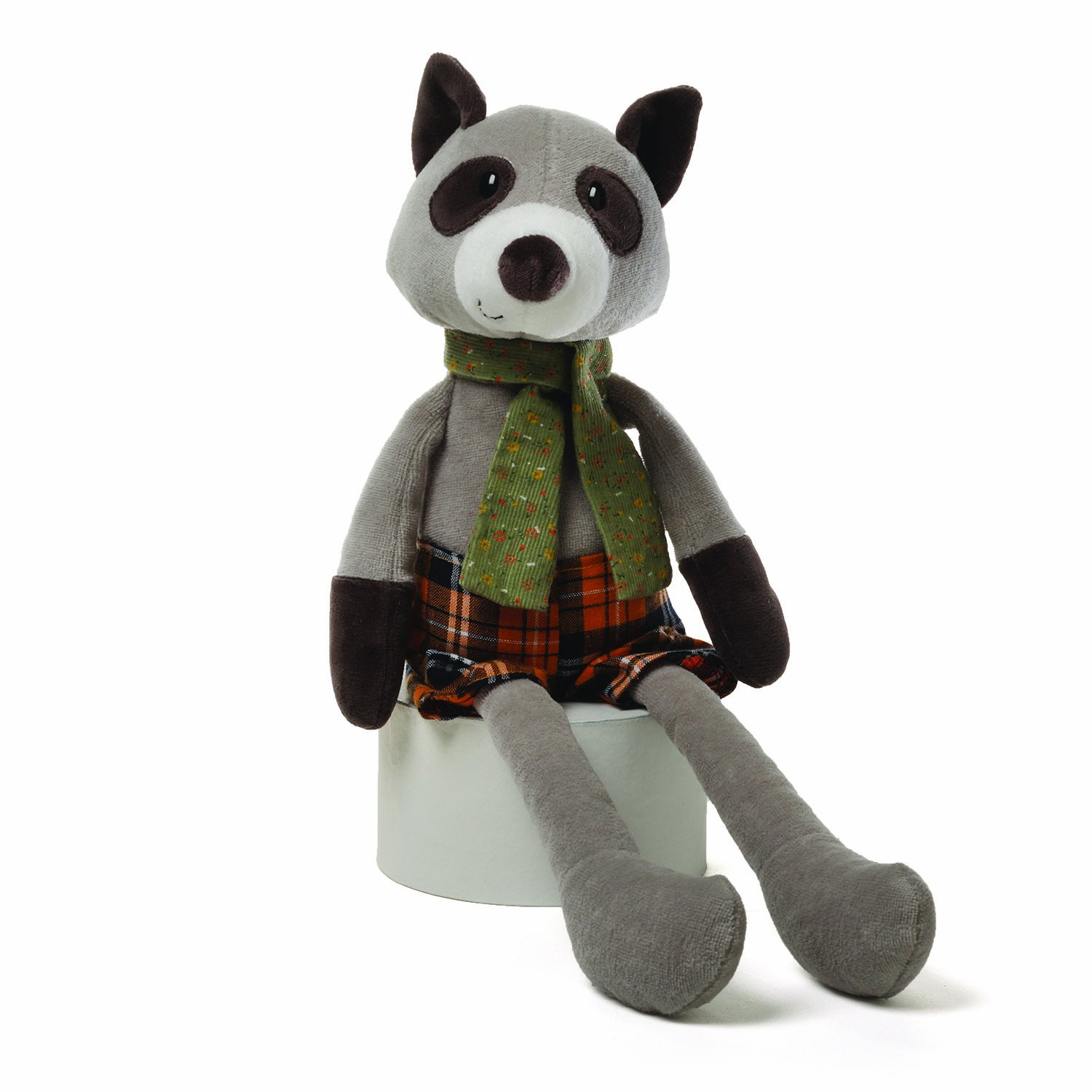 Gund Neighborhood Neighborhood Neighborhood Rafer The Racoon Plush by GUND bbfcf3