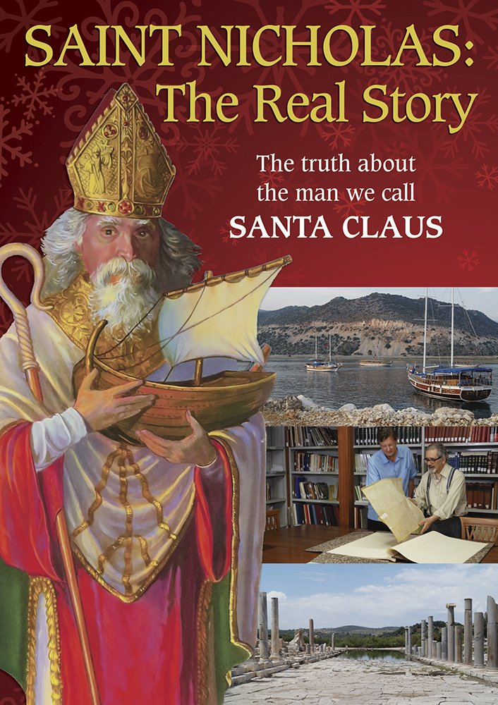 DVD : St Nicholas: Real Story (DVD)
