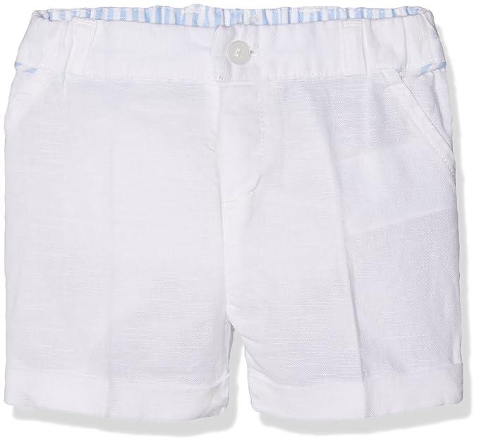 Mayoral 1212 Pantalones, Unisex bebé, Blanco, Recién Nacido (Tamaño ...