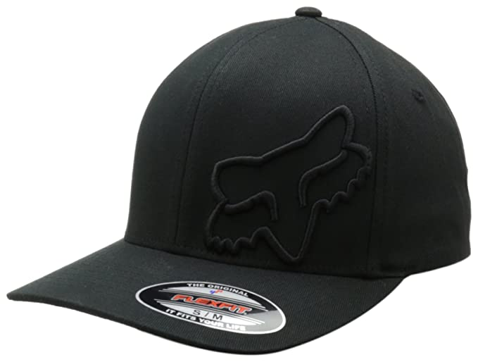 a991c36c1ed09 Fox Men s Flex 45 Flex Fit Hat  Amazon.ca  Clothing   Accessories