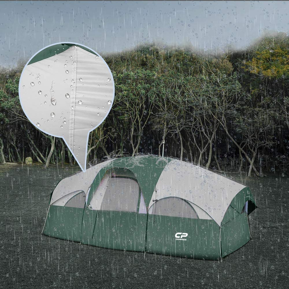 consumer reports best camping tents