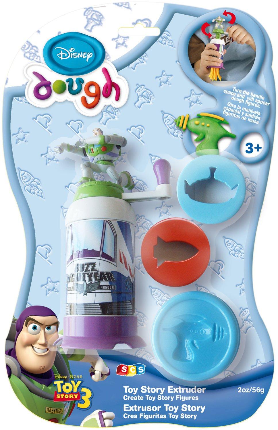 Disney Toy Story Mini Dough Extruder Set Amazon Co Uk Toys Games