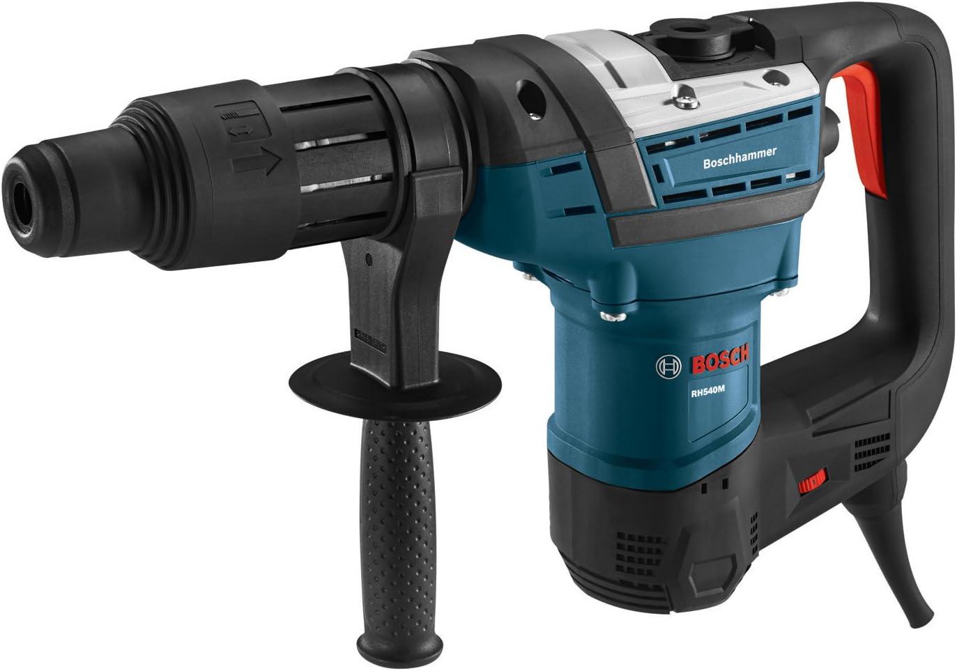 Bosch RH540M - Martillo giratorio combinado SDS-Max (1-9/16 pulgadas)