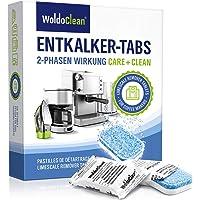 WoldoClean Pastillas de descalcificación 20x tabletas - Compatible