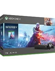 Consola Xbox One X, 1TB + Battlefield V - Bundle Edition