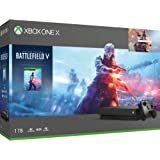 Consola Xbox One X, 1TB + Battlefield V - Bundle Edition