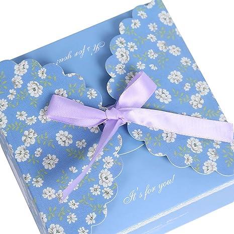 TOYANDONA - 12 cajas de papel de regalo para bodas, fiestas ...