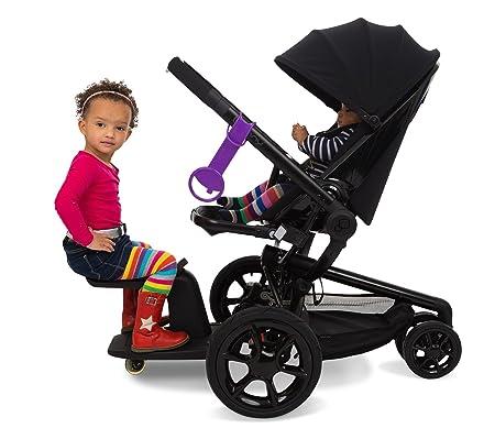 Kleine Dreumes Kid Sit Wheel Board and Seat - Gray