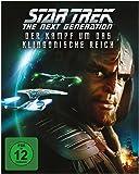 Star Trek: The Next Generation - Der Kampf um das klingonische Reich [Blu-ray]