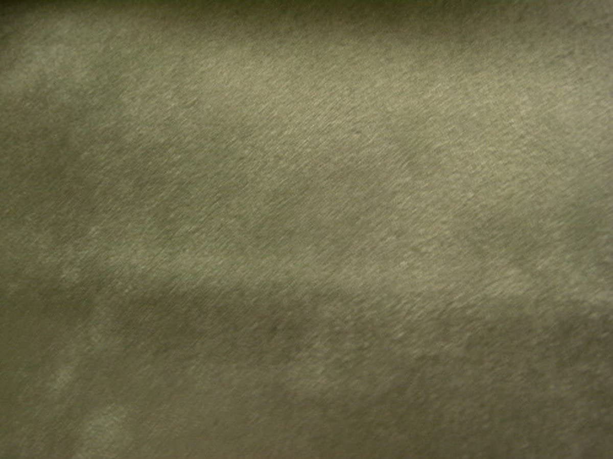 Upholstery Micro Suede Headliner Fabric by The Yard (Sage Green)