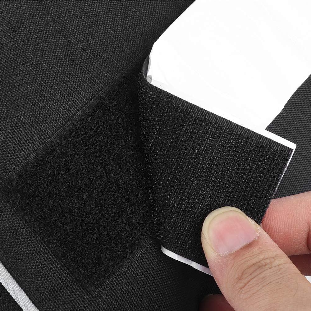Schwarz Faser UTV Center Seats Console Aufbewahrungstasche Oxford-Stoffmaterial Passend f/ür Polaris General 1000//1000-4 2016-2020 Aufbewahrungstasche