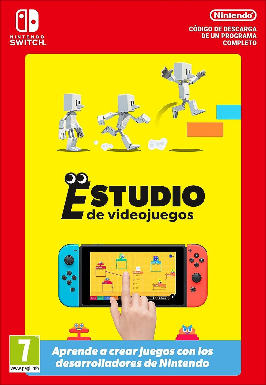 Estudio de videojuegos Standard - [Pre-Load]  Nintendo Switch - Código de descarga