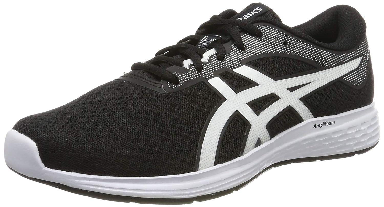 ASICS Patriot 11, Chaussures de Running Homme Noir (noir blanc 001) 46 EU