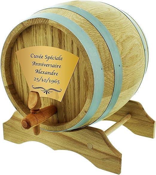 Unbekannt Das Eichen Holzfass 5 L Inkl Personalisierung Als