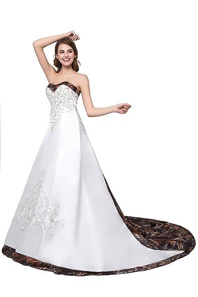 Camo wedding dresses brides images