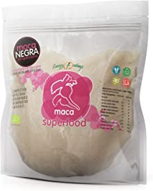 Energy Feelings Maca Negra Polvo Eco Suplementos - 1000 gr