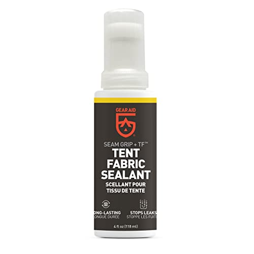 Gear Aid Seam Grip TF Tent Fabric Sealer for Waterproofing