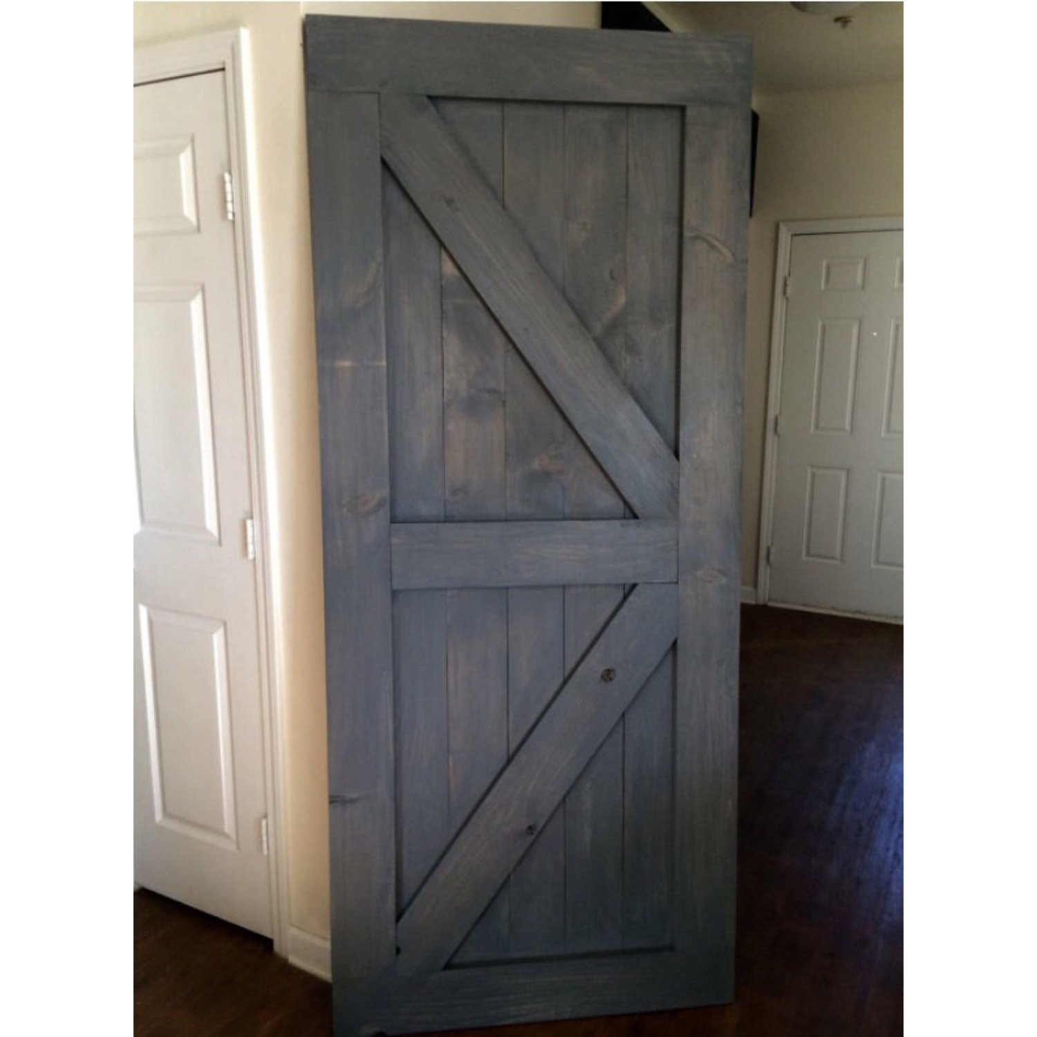 Amazon Double Z British Brace Sliding Barn Door Handmade