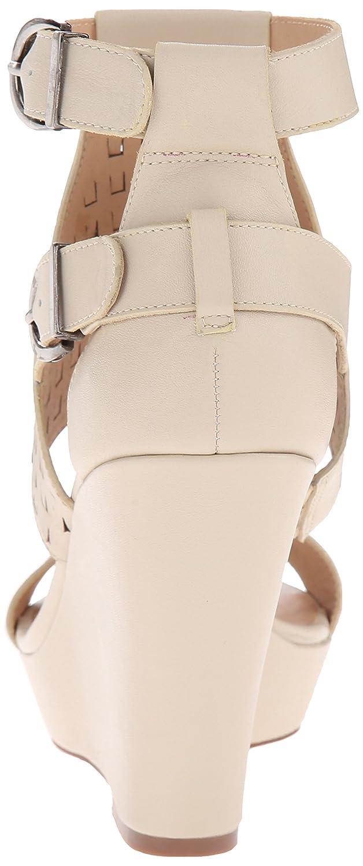 Joe's Jeans Women's Kent B(M) Wedge Sandal B014QREQBQ 8 B(M) Kent US Bone 8ba4bc