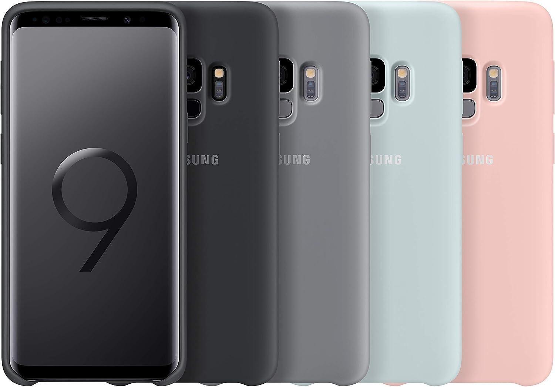 Samsung EF-PG960 - Funda para Galaxy S9, color azul: Amazon.es: Electrónica