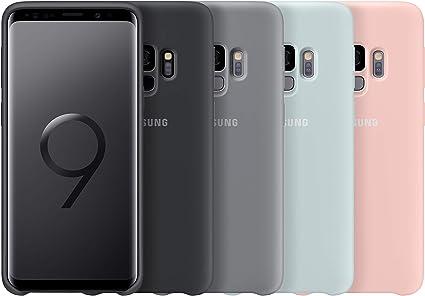 Samsung Silikon Schutzhülle Für Galaxy S9 Pink Elektronik