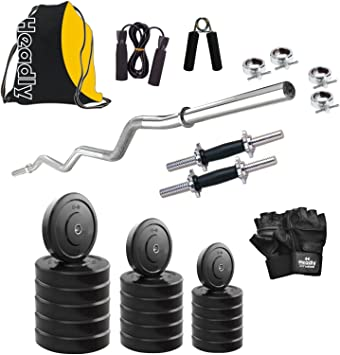 Headly HY 32KG Combo 3 Home Gym Dumbbells