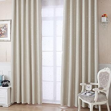 Verdunkeln Wärmeisolierendem Verdunklungsvorhänge, Sichtschutz Fenster  Vorhang Panel Top Pocket Solid Drapes Draperie Set Für Schlafzimmer