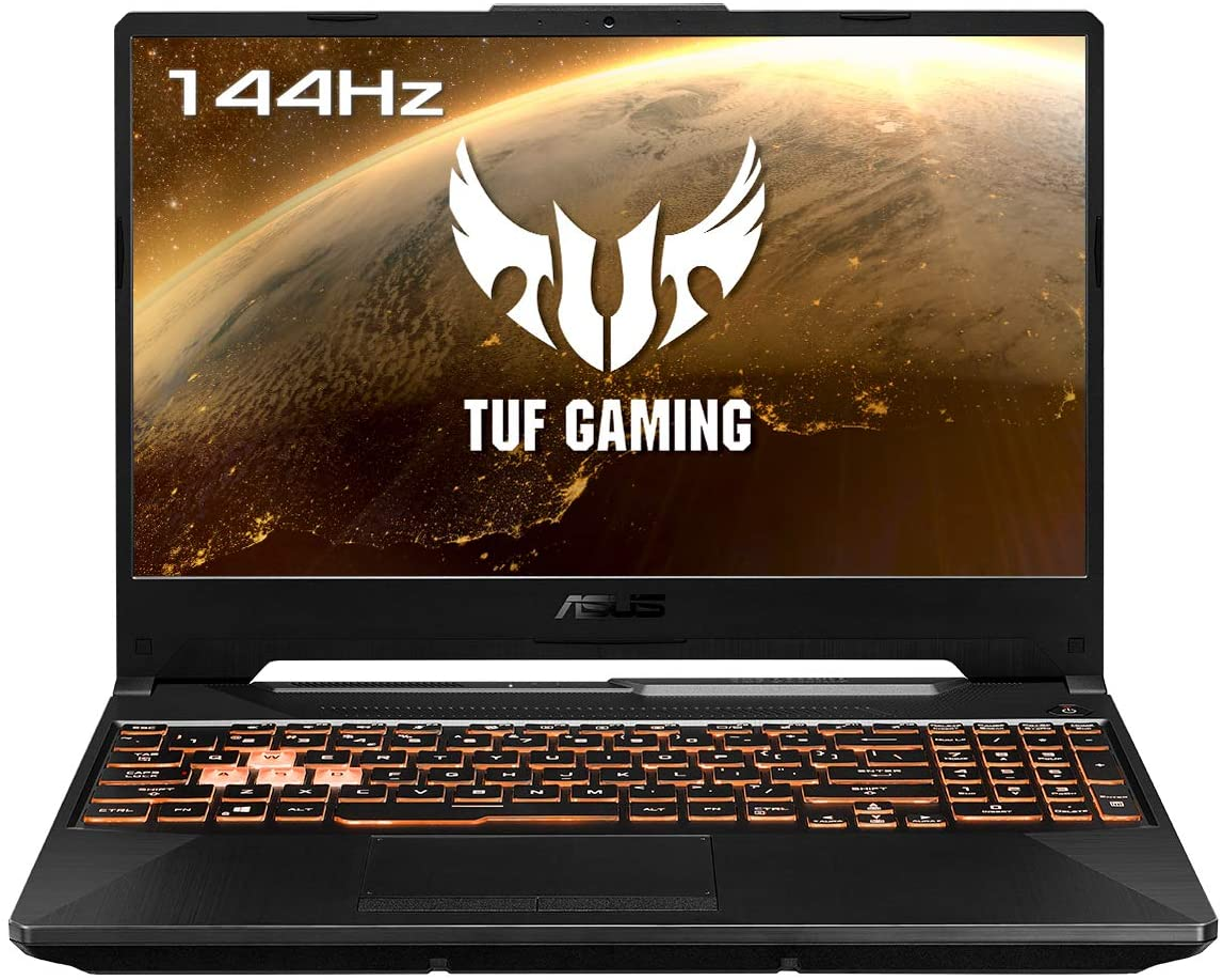 ASUS TUF F15 FX506LI-HN011 - Ordenador portátil Gaming 15.6