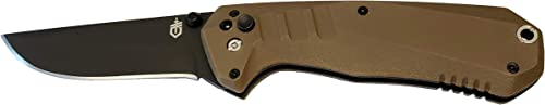 Gerber Haul Assisted Opening Knife – Coyote Brown 30-001680
