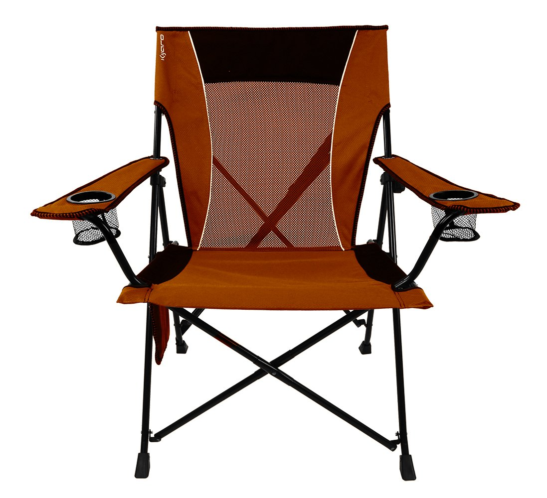 Kijaro  Dual Lock Portable Camping and Sports Chair by Kijaro