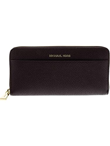 1395c3e2df79 Amazon.com: MICHAEL Michael Kors Mercer Pocket Continental Wallet: Michael  Kors: Watches