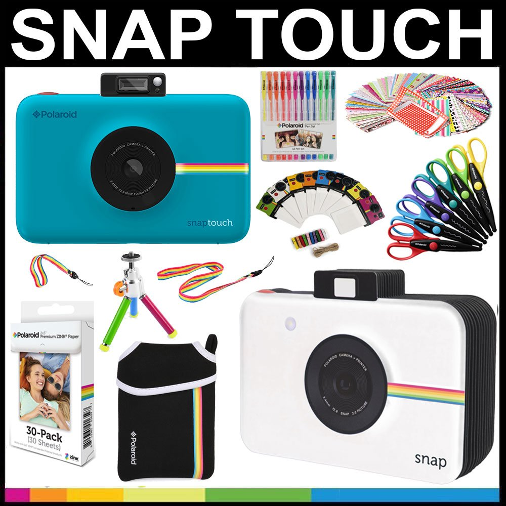 71Xv9k1vwWL. SL1000  - Polaroid SNAP Touch Unboxing-Testing-Printing from Smartphone