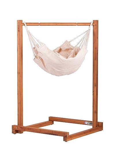 Amazon Com La Siesta Yayita Organic Cotton Baby Hammock With
