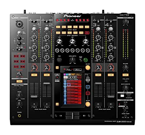 Pioneer DJ DJM-2000NXS DJ Mixer Drivers Download (2019)